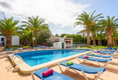 Ferienwohnung für 4 Personen mit Pool und Klimaanlage (Nr. 0519)