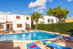 Cala Blanca - Ferienwohnung mit Pool (Nr. 0520)