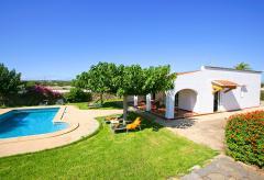 Ferienhaus mit Pool und Garten - Ciutadella (Nr. 0523)