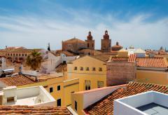 Großes Ferienhaus in der Altstadt von Ciutadella (Nr. 0526)