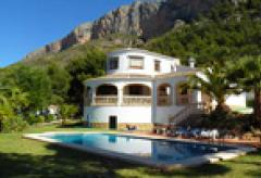 Villa mit Pool in Javea, Costa Blanca (Nr. 6005)