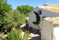 Ferienwohnung auf ökologisch betriebener Bio-Finca (Nr. 6603)