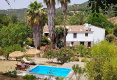 Finca mit Pool bei Gaucin in Andalusien (Nr. 6804)