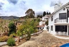 Restaurierte Mühle in Mijas (Andalusien) (Nr. 6805)