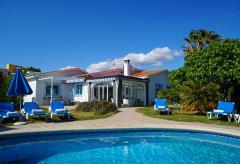 Strandnahes Ferienhaus mit Pool - Costa del Sol (Nr. 6815)