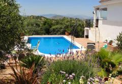 Finca mit Pool und großem Garten bei Alhaurin el Grande  (Nr. 6889)