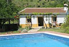 Ferienhaus mit Garten und Pool am Rio Grande (Nr. 6890)