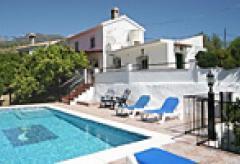 Andalusische Finca mit umzäuntem Pool (Nr. 6897)