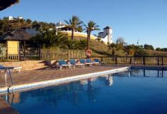 Ferienhaus in einer Ferienanlage mit Pool bei Tolox (Nr. 6899.2)