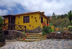 Günstiges Ferienhaus bei Icod de los Vinos, Teneriffa Nord (Nr. 0722)