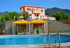 Ferienwohnungen mit Pool und Meerblick bei Candelaria  (Nr. 0759.1)
