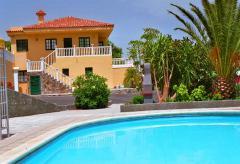 Ferienwohnung Teneriffa mit Pool und Meerblick (Nr. 0760.1)