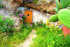 Teneriffa Urlaub in Cuevas (Höhlen) - Studios zwischen Arico und Fasnia  (Nr. 7707)