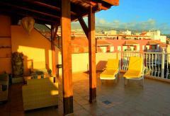 Strandnahes Studio mit Dachterrasse in Playa San Juan  (Nr. 7722.3)
