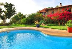 Teneriffa Urlaub: Ferienwohnung mit Pool bei Guia de Isora (Nr. 7723)