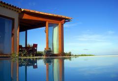 Teneriffa, Ferienhaus mit Ambiente, Pool und Meerblick (Nr. 7728)