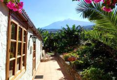 Landhaus mit Gemeinschaftspool - Icod de los Vinos (Nr. 0776)