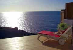 Ferienwohnung Teneriffa mit Meerblick direkt am Meer (Nr. 0789)