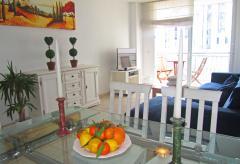 Strandnahes, modernes Apartment in Ibiza-Stadt (Marina Botafoch) (Nr. 0008)