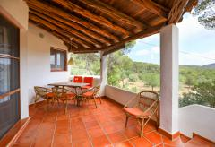 Ibiza strandnahe Ferienwohnung Cala Llenya (Nr. 0116)