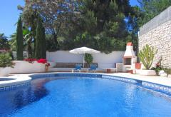 Cala Llenya - strandnahes Apartment mit Pool (Nr. 0165)