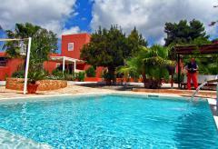 Finca auf Ibiza mit Pool und Klimaanlage (Nr. 0159)