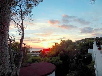 Ferienhaus in Strandnähe mit wunderbarem Meerblick