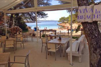Restaurant am Strand - Cala Grassio