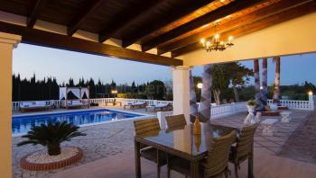 Klimatisierte Villa für 10 Personen bei San Rafael