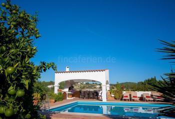 Ibiza Urlaub auf dem Land - Finca mit Pool