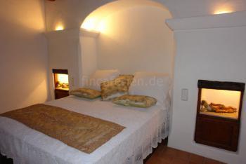 Schlafzimmer im Gästehaus