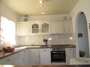 offenen Küche mit Geschirrspüler