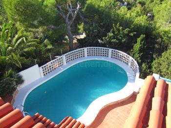 Ferienhaus für 4- 8 Personen mit Pool