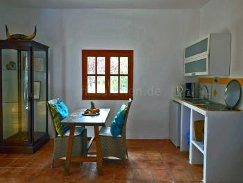 Küchenzeile und Essplatz - Anbau