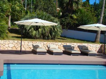 Ibiza private Villa mit Pool und Klimaanlage