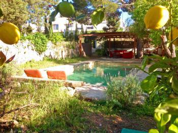 Ibiza Ferienhaus mit Pool privat mieten