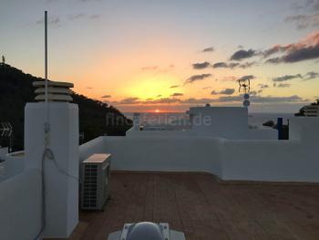 Dachterrasse mit tollem Meerblick