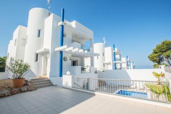 Strandnahes Ferienhaus an der Cala Vadella