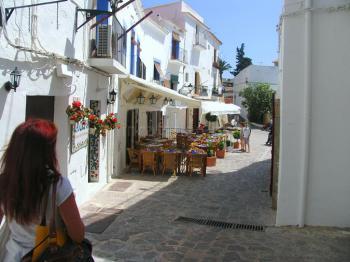 Dalt Vila in Ibiza-Stadt