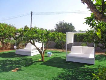 Garten Chill-Out-Liegen