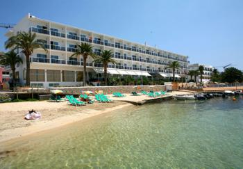Hotel direkt am Meer und Strand