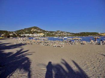 Strand von Talamanca