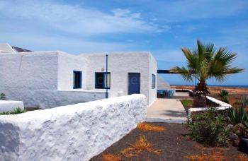 Ferienhaus am Meer - La Graciosa