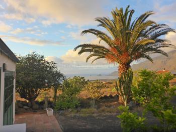 Ferienhaus mit Meerblick - El Golfo Tal