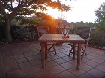 Ruhe und Sonnenuntergänge genießen