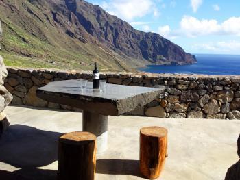 Ferienhaus mit Klimaanlage in Las Playas