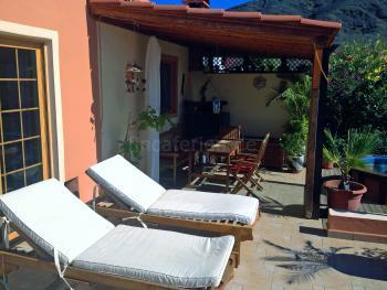 Ferienhaus mit Internet und Whirlpool