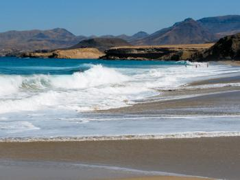 Sandstrand - Playa La Pared