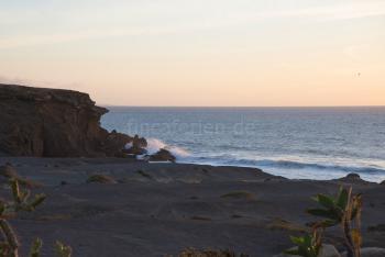 Sonnenuntergänge genießen - La Pared