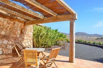 Studio mit privater Terrasse und Internet
